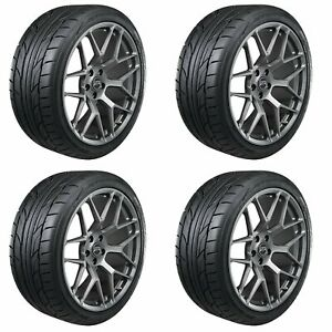 4x Nitto 295 40r18 Nt555 G2 Summer Passenger Performance Tires H T S S 103w 4ply