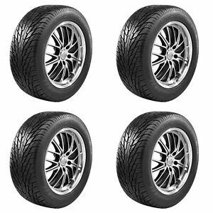 4x Nitto P195 50r15 Nt450 Passenger Performance Tires H T A S 81v 4ply