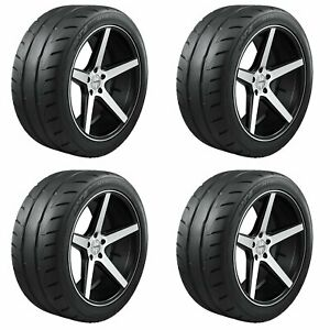 4x Nitto 295 40zr18 Nt05 Passenger Performance Tires H T A S 103w 4ply