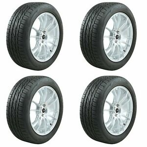 4x Nitto 245 35zr20 Motivo All Season Passenger Performance Tires H T 95w 4ply