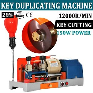 Locksmith Tools New Duplicating Machine 598b 110v Key Cutting Machine Engrave