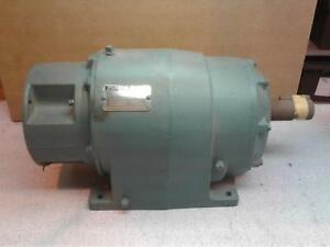 Reliance Electric Master Xl Speed Reducer