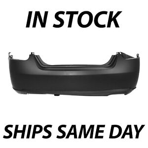 New Primered Rear Bumper Cover Replacement For 2007 2008 Nissan Maxima 07 08