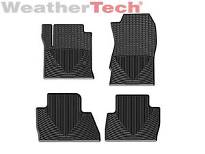 Weathertech All weather Floor Mats For Escalade Suburban Tahoe Yukon Black