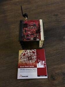 Freescale Twr kw24d512 Development Board Great Condition Barely Used