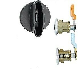 Ford Ranger 1996 2007 Ignition Key Switch Lock Cylinder Chrome Door Lock Set