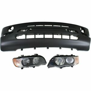 New Auto Body Repair Kit Front E53 X5 Series For Bmw 2000 2003