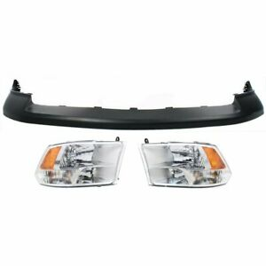 New Auto Body Repair Kit Front Ram Truck Dodge 1500 For 2011 2012
