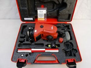 Hilti Pos 15 Total Station Topcon Surveying Equipment