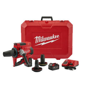 Milwaukee 2633 22 M18 Forcelogic 2 3 Propex Expansion Tool Kit Clearance Item