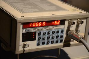 Eip 25b 20ghz Frequency Counter Power Meter Warranty