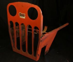 Front Grill Nose Assembly Economy Power King 14hp All Gear Drive Garden Tractor
