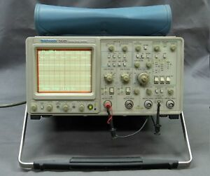 Tektronix 2445 4 Channel 150mhz Analog Oscilloscope Refurbed Tested Good