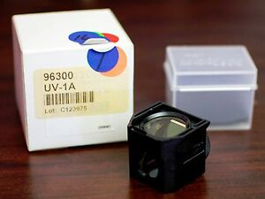 Nikon Eclipse Microscope Ti Te2000 Fluorescence Uv1a Filter Cube