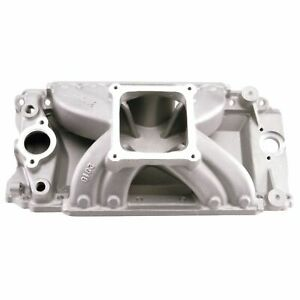 Edelbrock 2916 Bbc Mark Iv Super Victor Intake Manifold Single Plane Tall Deck