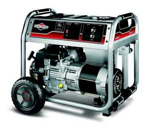 New Briggs Stratton 30713 Portable 5000 Watt Generator Superseded From 30607