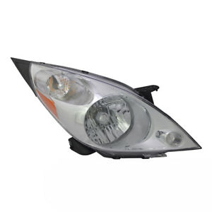 New Right Headlight Fits Chevrolet Spark Ls Lt 2013 2014 2015 95281469 Gm2503368