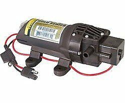 Fimco 5275086 High Flo 12 Volt Diaphragm Sprayer Pump 35 Psi Max 1 0 Gpm 4 Amps