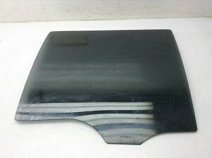 2011 2012 2013 2014 Ford Edge Driver Side Rear Door Window Glass