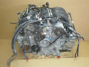 01 Boxster Rwd Porsche 986 Complete Engine 2 7 Motor M96 22 M96 22 25 843