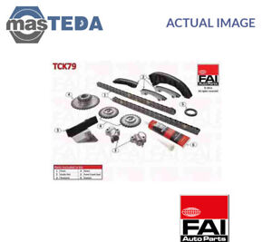 Engine Timing Chain Kit Fai Autoparts Tck79 G New Oe Replacement