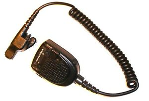 Motorola Oem Speaker Mic For Ht1000 Mts 2000 Radios
