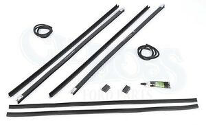 Ford Model A Front Door Window Channel Kit 1928 31 2d 1928 29 Cpe 1930 31 Pickup