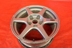 03 05 Mitsubishi Lancer Evolution 8 Gsr Oem Enkei Wheel 17x8 38 Evo8 525 3 4