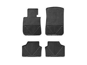 Weathertech All weather Floor Mats For Bmw 3 series e90 e91 1st 2nd Row Black