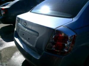 Trunk hatch tailgate With Remote Keyless Entry Fits 09 Sentra 794213