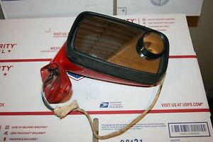 Read Description Porsche 1987 928s 928 944 Right Side View Mirror Passenger