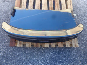 Jdm Mazda Miata Roadster 90 97 Rear Trunk Lid Wing