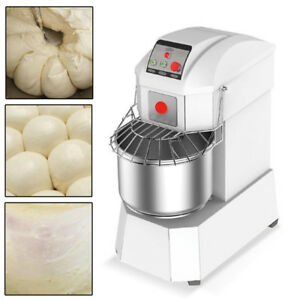 Electric Spiral Dough Mixer Bread Machine Commercial Mixing Machine 40l Bowl New