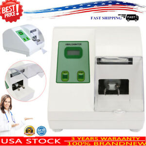 Dental Lab Digital 40w Amalgamator G5 Capsule Mixer Hl ah Blender Mixer 4200rpm
