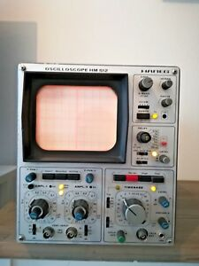 Hameg Hm 512 Oscilloscope For Parts