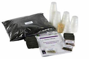 Seed Germination And Plant Structure Elementary Chemistry Kit Materials For