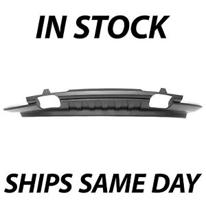 New Textured Front Lower Bumper Valance For 2009 2014 Ford F150 W out Sport Pkg