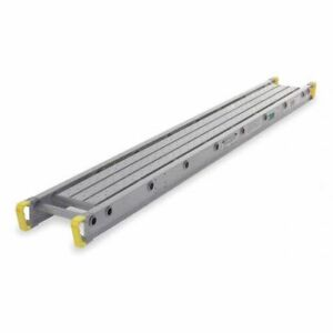 Werner 3208 Three person Scaffolding Stage 8 Ft L