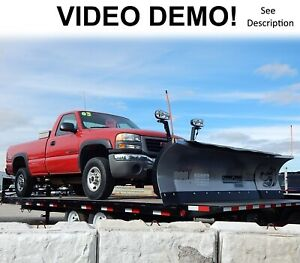 Snowdogg Xp810 Expandable Snow Plow 8 To 10 Scoop 2 Year Warranty
