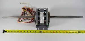 Magnetek Double Shaft Electric Motor 89 5 speeds Shaded Pole da3e681n