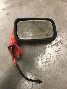 Porsche 944 Passenger Side Mirror Housing
