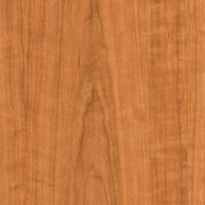 Cherry Wood Veneer Plain Sliced 2 x8 Psa 9505 Sheet
