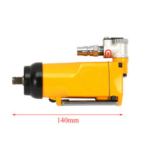 Industrial 3 8 Pneumatic Air Butterfly Impact Wrench Repair Power Tool 75ft Lbs