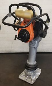 M b w Walkbehind Jumping Jack Ground Pounder Rammer Pavement Lawn Compactor R270