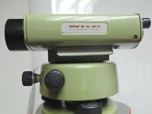 Level Wild Heerbrugg N2 Serial 383898 Surveying Instrument