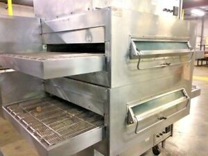 Middleby marshall ps360 conveyor pizza ovens 12948
