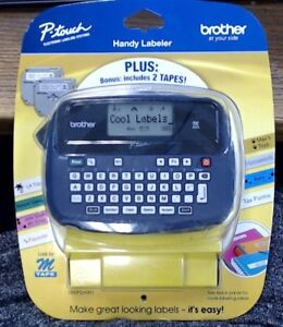 Brother P touch Pt45m Handheld Labeler