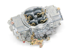 Holley 0 82851 850cfm Street Hp Carburetor Factory Refurb 4bbl
