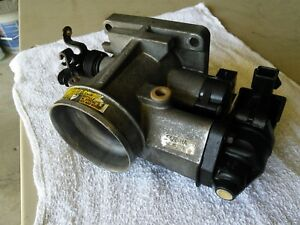 1994 1995 Mustang 5 0l Ho Throttle Body F4ze ha