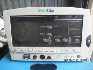 Welch Allyn 6200 Series Patient Monitor